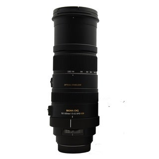 Sigma 150-500mm F5-6.3 DG OS HSM Telephoto Zoom Lens