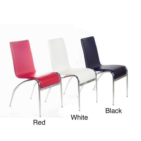 Luna Modern Dining Chair (Set of 2)