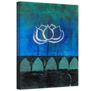 Elena Ray 'Lotus Blossom' Gallery-Wrapped Canvas