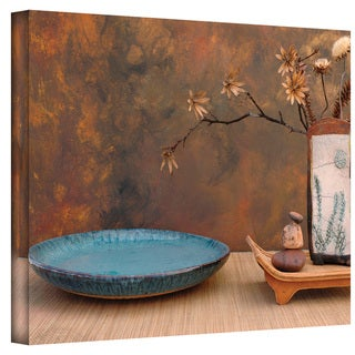 Elena Ray 'Zen Still Life' Gallery-Wrapped Canvas