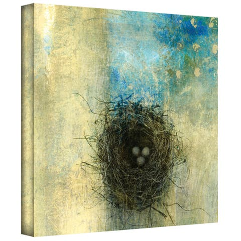 Elena Ray 'Bird Nest' Gallery-Wrapped Canvas