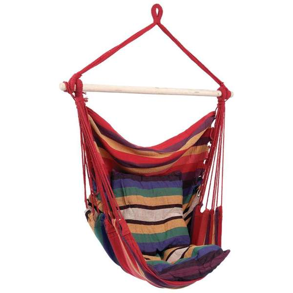 Shop Club Fun Multi Hanging Hammock Rope Chair Free