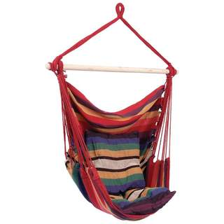 Club Fun Multi Hanging Hammock Rope Chair