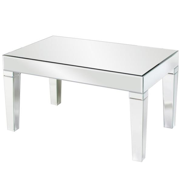 Allan Andrews Mirrored Coffee Table Free Shipping Today