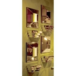 Stephen Wall Mirror - Clear