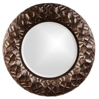 Allan Andrews Chuck Antique Copper/ Bronze Metal Mirror