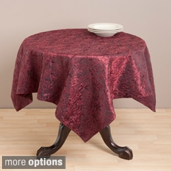 Cord Embroidery Table Linens