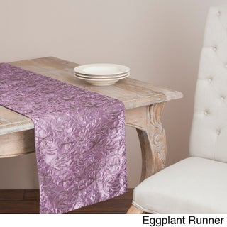 Cord Embroidery Table Linens (2 options available)