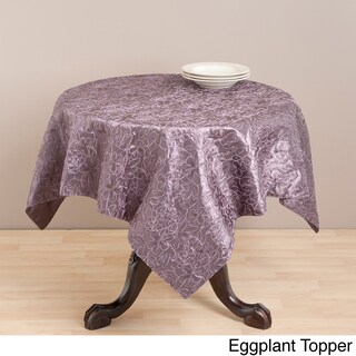 Cord Embroidery Table Linens (5 options available)