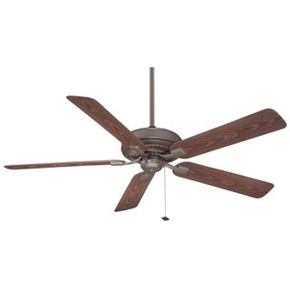 fanimation edgewood deluxe wet location 60inch oilrubbed bronze ceiling fan