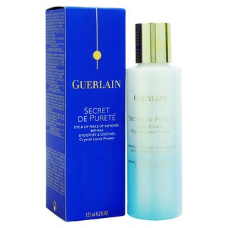 Guerlain Secret De Purete Eye & Lip 4.2-ounce Makeup Remover