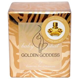 Baby Phat Golden Goddess Women's 1-ounce Eau de Toilette Spray