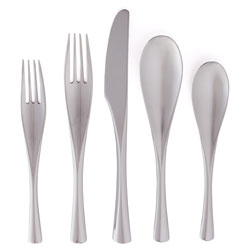Yamazaki Merge 5-piece Place Setting Flatware Set
