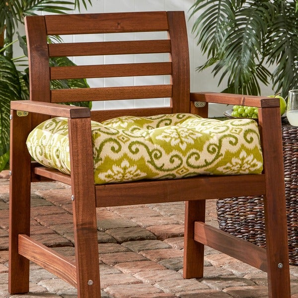 Shop Havenside Home Cocoa Beach Ikat 20 Inch Outdoor Chair Cushion