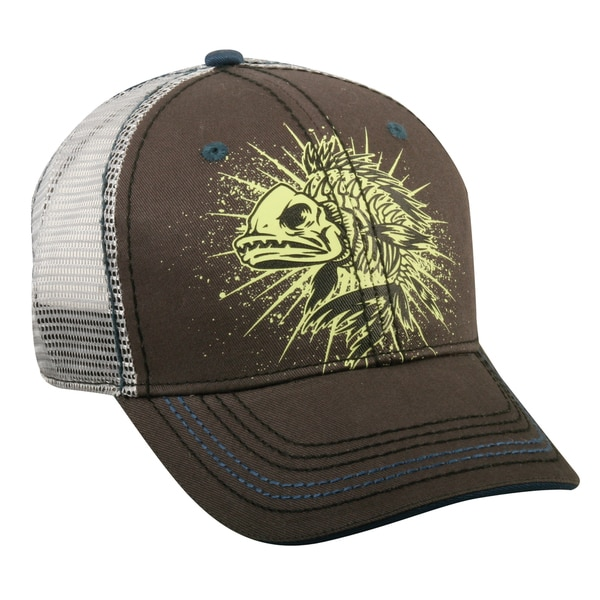 Youth Boy's Glow in the Dark Fishing Hat