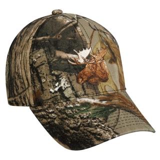 Realtree Camo Moose Adjustable Hat