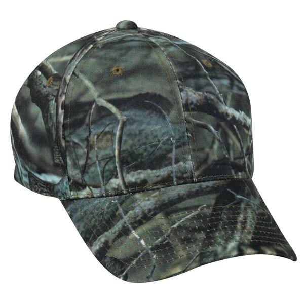 Fishouflage Camo Crappie Adjustable Hat