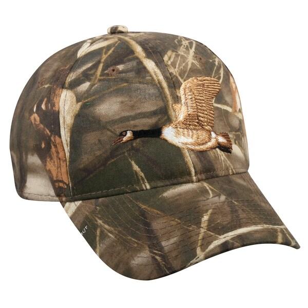 Realtree Camo Goose Adjustable Hat