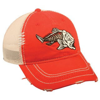 Bonefish Series Redfish Adjustable Hat