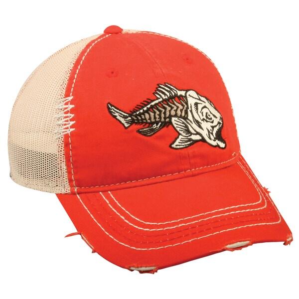 Bonefish Series Redfish Adjustable Hat