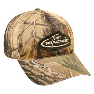 Team Realtree Mesh Crown Adjustable Hat