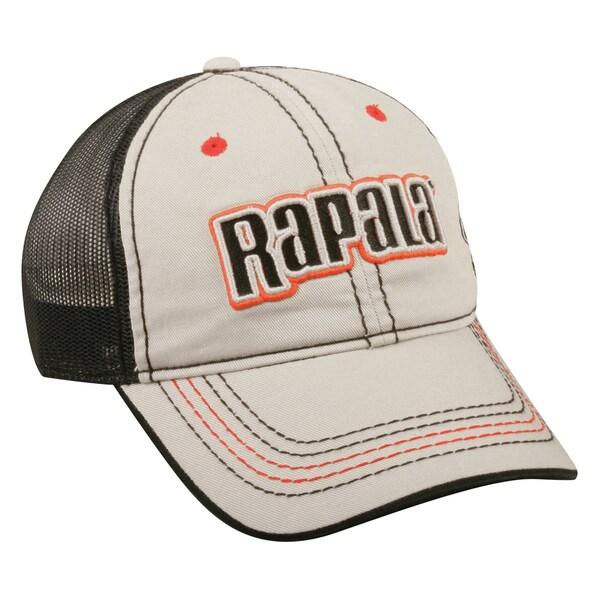 Rapala Mesh Back Fishing Adjustable Hat