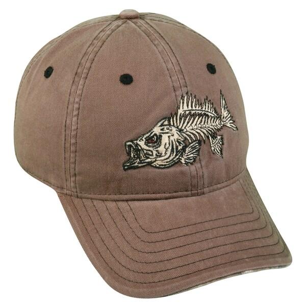 Bonefish Series Crappie Adjustable Hat