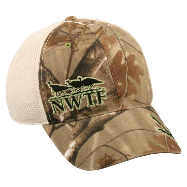 NWTF Realtree Xtra Adjustable Hat