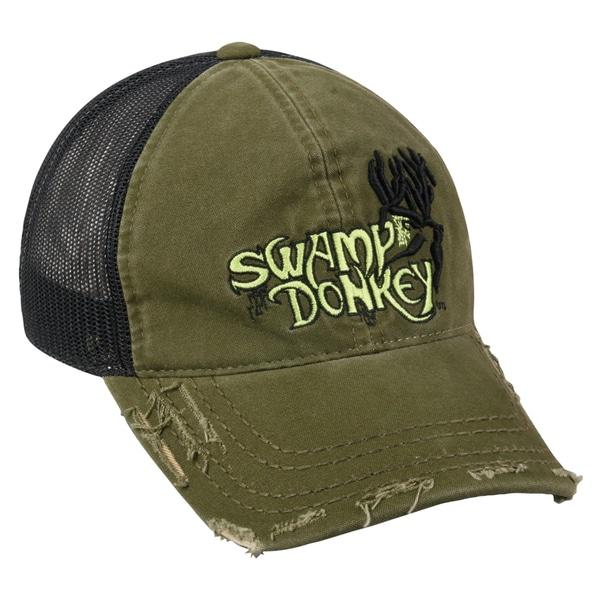 Primos Swamp Donkey Mesh Back Adjustable Hat