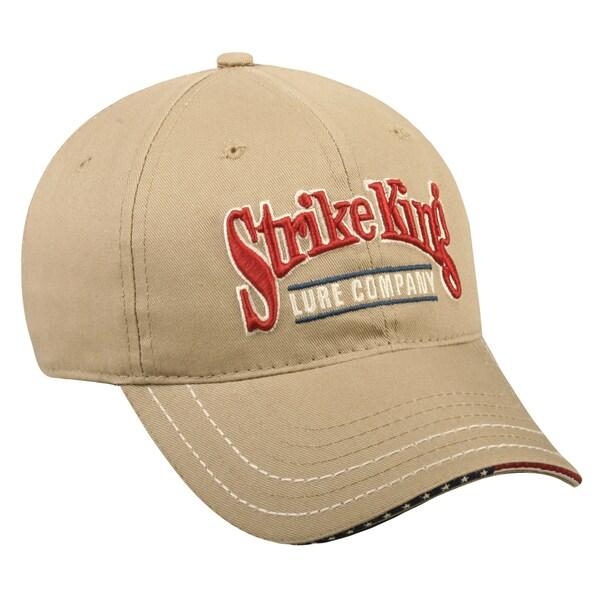 Strike King Khaki Adjustable Hat