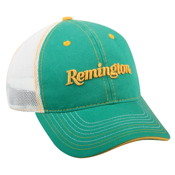 Remington Mesh Back Adjustable Hat