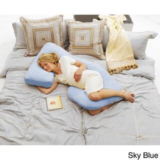 Today's Mom Cozy Cuddler Pregnancy Pillow