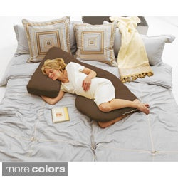 Today's Mom Cozy Cuddler Pregnancy Pillow