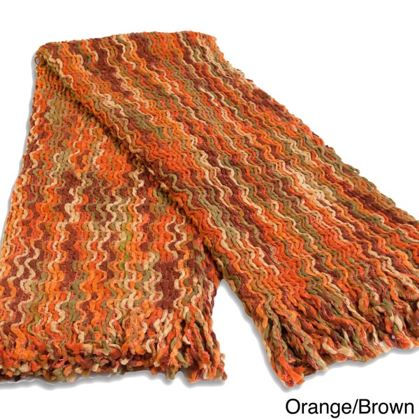 Grand Bazaar Traditions Warp Knitted Throw