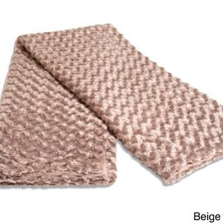 Grand Bazaar Plush Fleece Metropolitan Throw