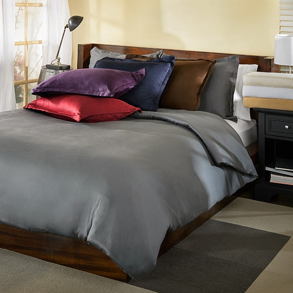 Brielle Modal from Beech Sateen 3-piece Duvet Cover Set. Opens flyout.