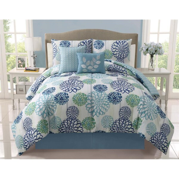 VCNY Cameron 5-piece Comforter Set
