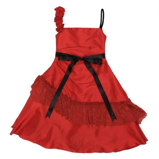 Paulinie Collection Girls' Dress