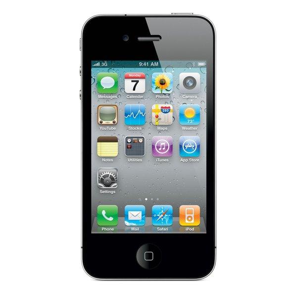 Apple IPhone 4 16GB Verizon CDMA Cell Phone