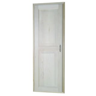 Baldwin 48-inch Recessed Single-door Storage Cabinet