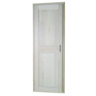 Baldwin 42-inch Recessed Single-door Storage Cabinet