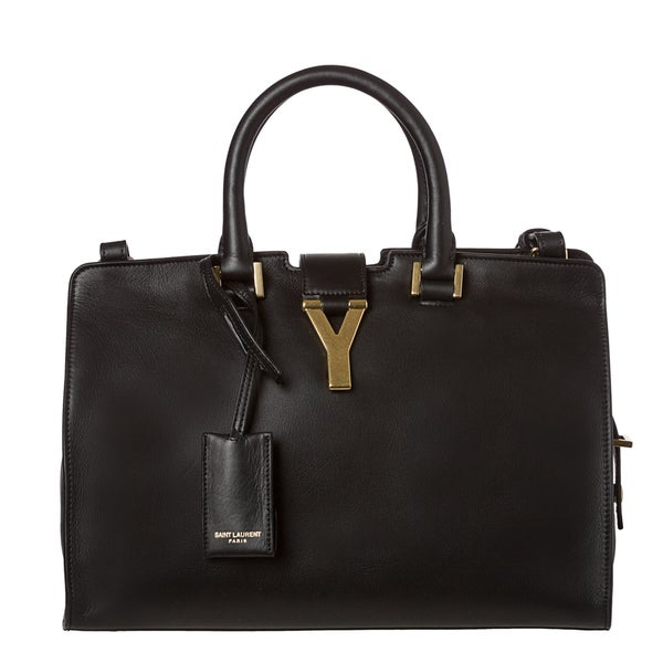 Yves Saint Laurent Classic Small Y Cabas Bag