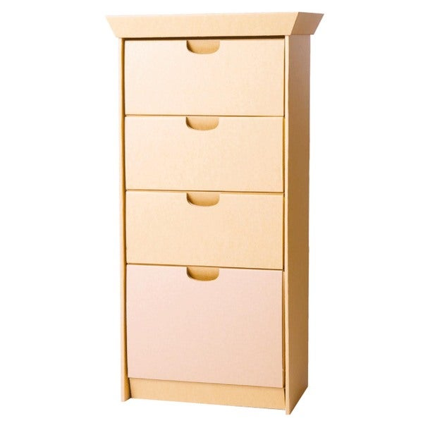 SmartDeco Four Drawer SmartDresser