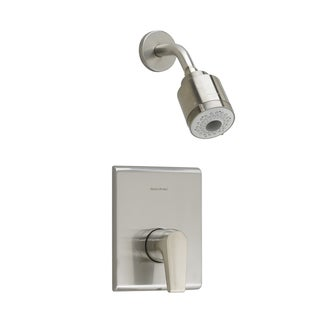 American Standard Studio Satin Nickel Single-handle 3-function Shower Only Trim Kit with Less Rough Valve Body