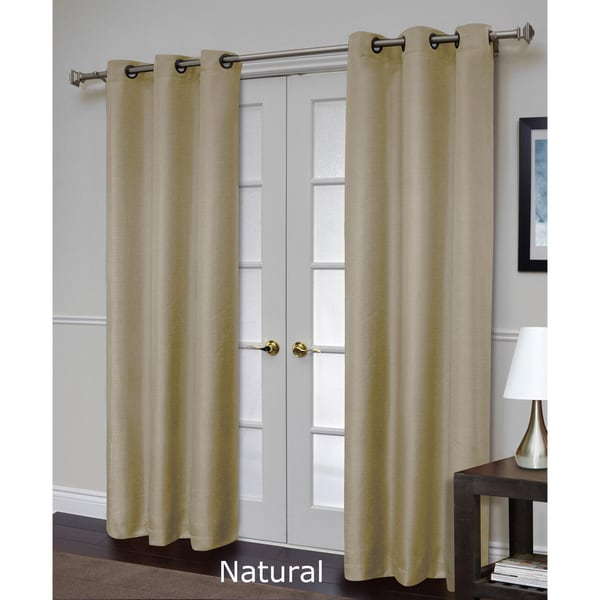 ATI Home Residence Villamora Blackout 84-inch Curtain Panel Pair
