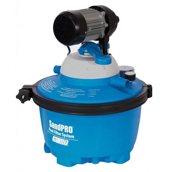 Sand Pro 20ES Top Mount Pool Filter System