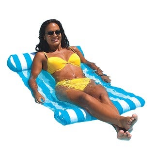 Link to Swimline Premium Water Hammock Pool Float Similar Items in Water Sports Equipment