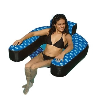 Fabric Covered Suspending Chair Pool Inflatable