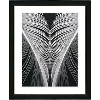 Studio Works Modern 'Salome II' Framed Print