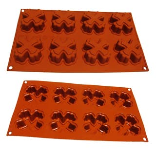 Chocolate Candy Cake Cross Shaped 8-cavity Silicone Mold/ Baking Pan|https://ak1.ostkcdn.com/images/products/7861291/7861291/Chocolate-Candy-Cake-Cross-Shaped-8-cavity-Silicone-Mold-Baking-Pan-P15246616.jpg?impolicy=medium